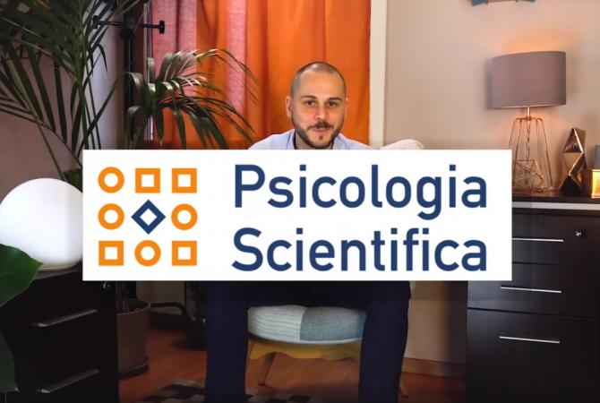 poster video psicologia scientifica