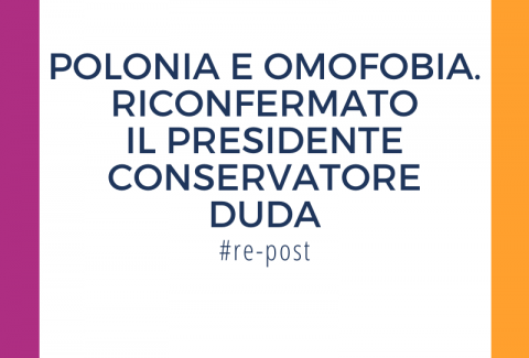 polonia e omofobia, presidente Duda riconfermato
