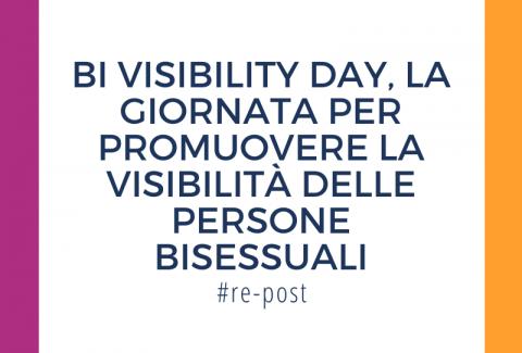 Giornata della visibilità bisessuale